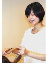ヘアーアンドメイク ピース(HAIR&MAKE peace)木村 宏美