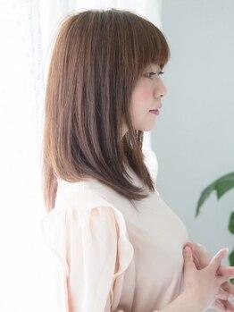 アブニール 我孫子(AVENIR)の写真/【髪質改善】話題の最上級『TOKIOトリートメント』取扱店!ケラチンをはじめ様々な成分が傷んだ髪をケア!