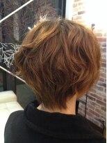 ヘアメイク オブジェ(hair make objet)ゆるふわショート