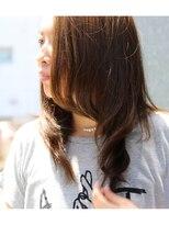 ティースタイル(hair salon t-style)ゆるふわウェーブ