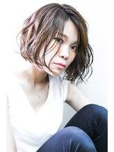 ヘアーメイク ヴォーグイイダ(Hair Make VOGUE IIDA)カジュアルボブ