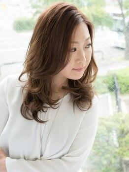 スリール(Sourire)の写真/【うるつや♪】艶やかな髪はモテ髪大!