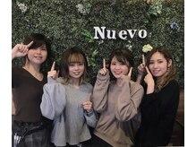ヌエボ(NUEVO)の雰囲気(女性スタイリストだけのサロンで楽しい時間が過ごせますよ)