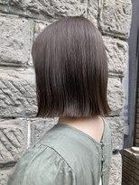 ビギン ヘア Begin hair切りっぱなしボブ