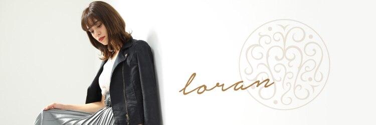 ロラン(LORAN by mahae)のサロンヘッダー