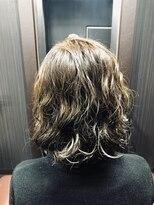 ヘアーカルチャー おゆみ野店(HAIR CULTURE)オシャレカーリーパーマ