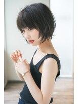 アンアミ オモテサンドウ(Un ami omotesando)【Un ami】《増永剛大》指名多数☆朝5分で可愛いショートボブ
