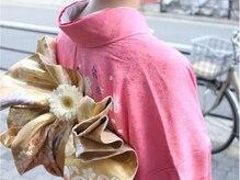 ブリリアント ヘアー アトリエ(brilliant hair atelier)の雰囲気(袴・振袖の着付けもおまかせください!!帯まで可愛くしてくれる)