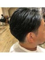 ヘアーエスクール 本店(hair S.COEUR)メンズカット