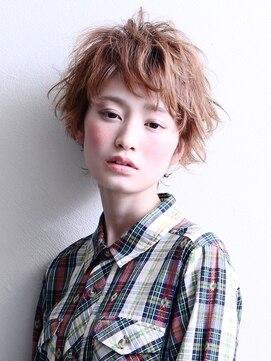 シアン(CYAN)CYAN】カジュアル系ナチュラルスタイル☆ショート編