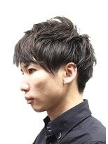 フリリ 新宿(Hulili men's hair salon)決めきらないワンランク上のマッシュショート