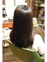 ヘアドクター ディービー 渋谷店(HAIR DOCTOR DB)ウネリともおさらば 《ヘアドクターDB》