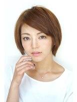 ヘアーメイク リアン 新田辺店(Hair Make REAN)◆REAN 京田辺/新田辺◆前下がりスリークボブ