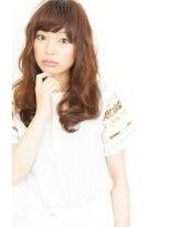 ☆くせ毛風・ロング☆【Mallely by lico】03-5579-9233