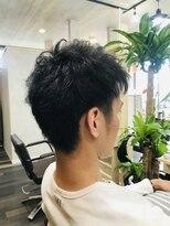 ヘアーガーデンロルド(hair garden Rold)似合わせのテクで、360°カッコイイ!!