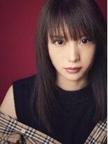 セカンドルーム ティーシーヘアー(2nd room TC hair)☆暗髪☆ナチュラルセミロング