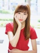 オーフェス 福島店(AUFES)【AUFES永野】ひし形シルエット グレージュ クラウドマッシュ