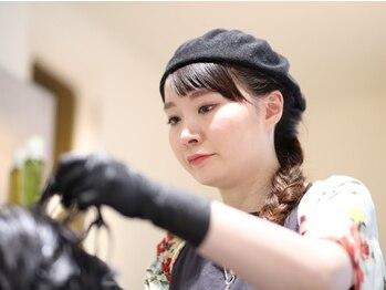 リュイ(Lui)の写真/神戸エリア人気女性stylist在籍!少しの変化で大きく変わる―貴女だけの似合わせstyleを提案