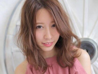 アグ ヘアー エマ 元町駅前店(Agu hair ema)の写真