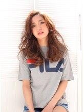 イチア(ichia)最強★甘辛mixモテ髪ロング★