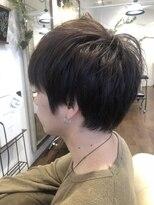 ローグヘアー 綾瀬店(Rogue HAIR)爽やかmen'sショート《Rogue 柴崎》