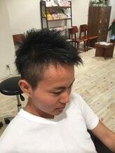 ルーツヘアー(Roots hair)メンズスタイル
