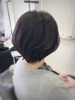 クール ヘアー ギャラリー 神明町店(COOL Hair gallery)ひし形美シルエット◎