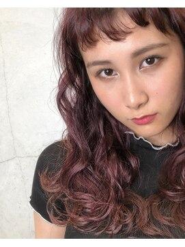 トウキョウ ハイク(Tokyo HIKE)Cherryred