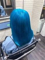 ミミック (mimic)turquoise blue TRICKstyle!