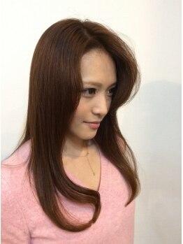 アキツ ヘアメイク ドーラ(Akitsu Hair Make Do ra)の写真/サロン専用カラーであなたの髪色をデザインします★季節感あふれるヘアカラーは「Do-ra」でつくれる♪