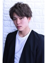 ネオヘア 八広店(NEO Hair)【NEO Hair】ツーブロックモテショートマッシュ