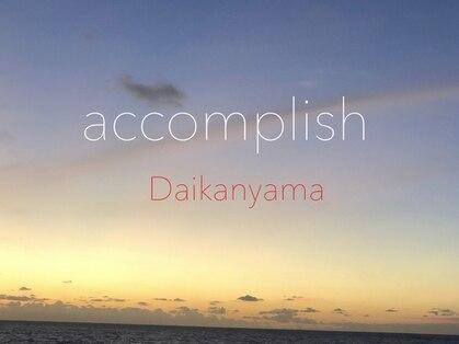 アコンプリッシュ 代官山(accomplish)の写真