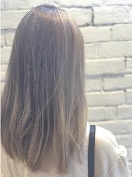 アトリウム (ATRIUM beauty life)の写真/【諸江】伸びてきたクセもナチュラルケア♪極上の艶&サラサラ髪をキープして扱いやすいスタイルに◎