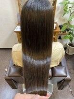 キャラ 池袋本店(CHARA)サロンソリューションでサラサラ艶々な髪♪【キャラ池袋/貴也】