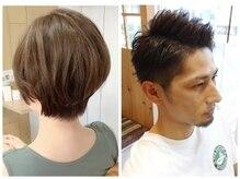 ロコヘアー(ROCO HAIR)の雰囲気(経験豊富なスタイリストによる最善のご提案を致します♪)