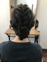 ヘアー チクタク(Hair Ciku-taku)セットアップ