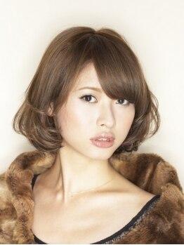 ジジヘアー(jiji hair)の写真/【上大岡東口から徒歩1分】カラーリスト在籍★カラーでお悩みの方は、ぜひご相談だけでもお越し下さい♪