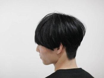ヘアデザイン マノス(hair design mano's)の写真/メンズにも支持が高いサロン★髪が伸びてもキマる、計算されたスタイルを提供!忙しい日も楽にセットできる!
