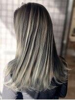 オーブ ヘアー レイ 沖縄北谷店(AUBE HAIR ray)【AUBE HAIR】外国人風_3Dハイライト