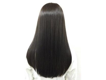 髪質改善ヘアエステ サロン ラフォンテ ドゥエ(LAFONTE due)の写真