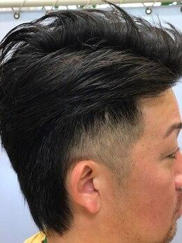 ヘアープラント(HAIR PLANT)の写真/キマる男のメンズカット!カジュアル~ビジネスまで!シェービングもOK☆あなたに合った格好良さをご提供◎
