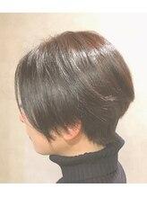 ヘアーチヒロズウィッシュ(Hair CHIHIRO's wish)☆骨格から綺麗に見える前下がりグラデーションボブ☆