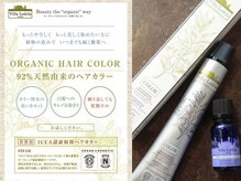 ココ(co.co.)の雰囲気(【好評★人気NO.1】髪とお肌に優しいオーガニックカラー)