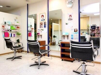 シンセリー美容室 西台店の写真