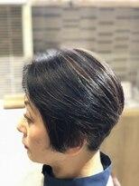 アイビーヘアー(IVY Hair)美フォルムショート