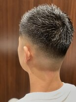 大流行フェードスタイル!! 田町/三田/理容室/床屋/メンズヘア