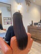 ヴェルム ヘア デザイン(Velum.HAIR DESIGN)エアーストレート 髪質改善