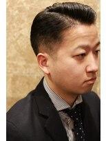 バルビエ グラン 銀座(barbier GRAND)ビジネスBARBER刈り上げ <理容室>