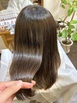 キャラ 池袋本店(CHARA)髪質改善でツヤ感のある美髪【キャラ池袋/CHARA池袋/髪質改善】