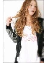 『外国人風』☆Rock&girly☆-Long-
